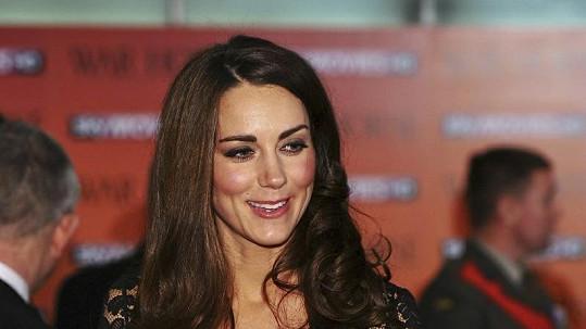 Půvabná Kate by se k agentovi 007 hodila.