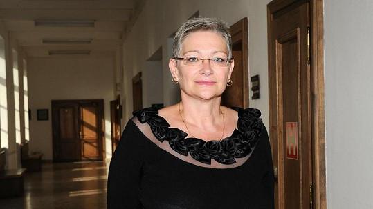 Darina Nová, dříve Rychtářová, má pro Macuru slova chvály.