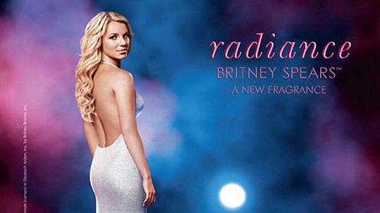 Parfém Britney Spearsové Radiance je důvodem sporů mezi zpěvačkou a společností Brand Sense Partners.
