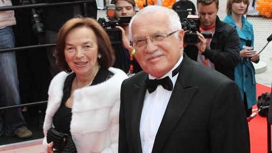 Podle mnohých je Václav Klaus s manželkou Lívií ženatý jen naoko.