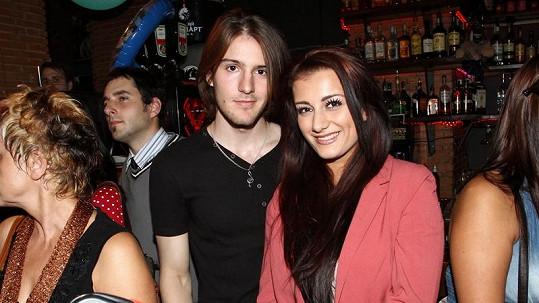 Monika Povýšilová a Petr Ševčík jsou neustále spolu.