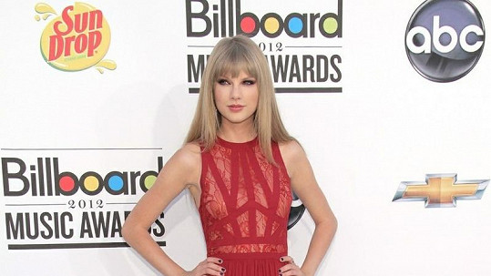 Taylor Swift věnovala peníze pro dobrou věc.