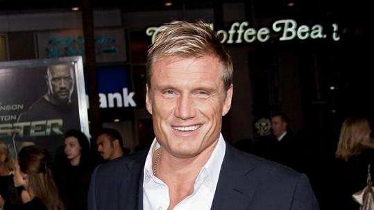Lundgren vypadá na 53 let výborně.
