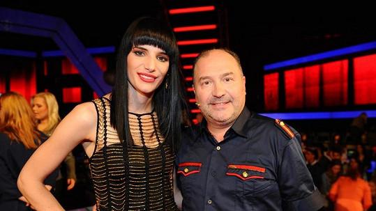 Michal David obrovsky pomohl Katce Petráňové.