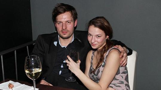 Pavel Čechák a Berenika Kohoutová