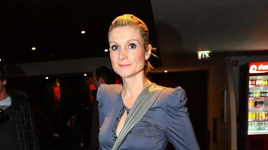 Magda Korcová je v pátém měsíci těhotenství.