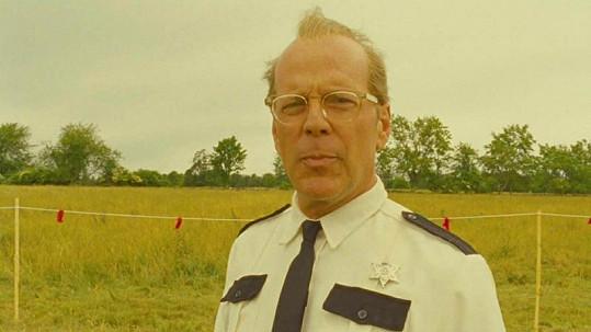 Bruce Willis se kvůli nové úloze musel změnit.
