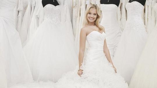 Kristýna Pumprlová by se ráda vdávala.