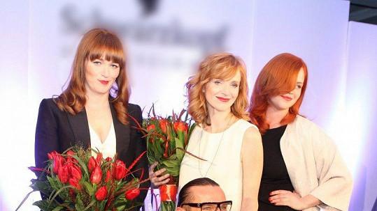 Sestry Lela, Anna a Ester Geislerovy
