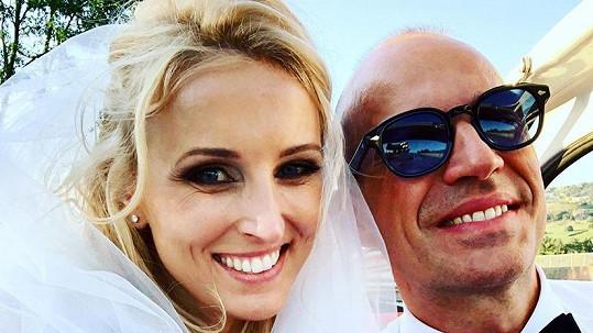 2. vicemiss ČR roku 2004 Edita Hortová se vdala.