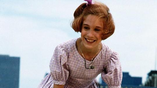 Poznáte rozesmátou holčičku?