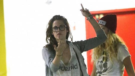 Kristen Stewart byla pořádně vytočená.