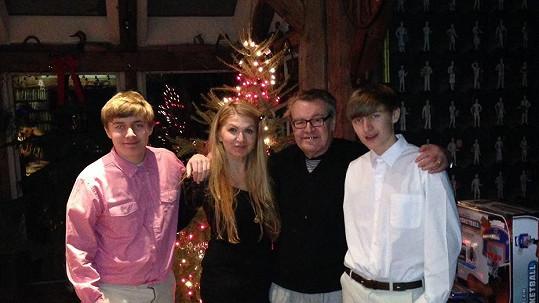 Rodina Formanova