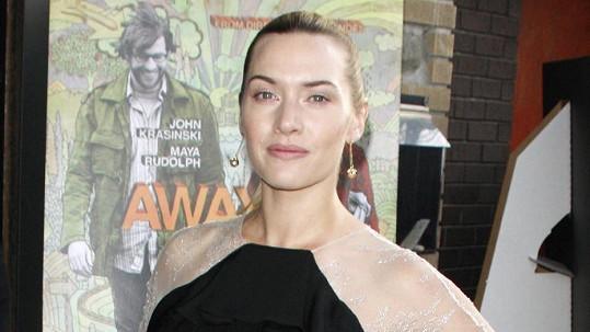 Kate Winslet bude potřetí maminkou.