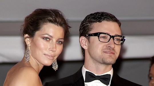 Justin Timberlake a Jessica Biel mají prý velkou manželskou krizi.