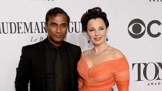 Fran Drescher se provdala za podnikatele Shivu Ayyaduraie.