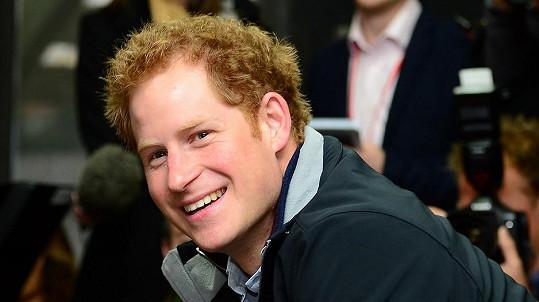 Princ Harry by už uvítal potomstvo, jen se mu nedaří najít tu pravou.