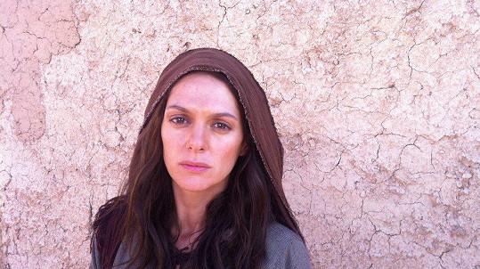Klára Issová coby Máří Magdaléna