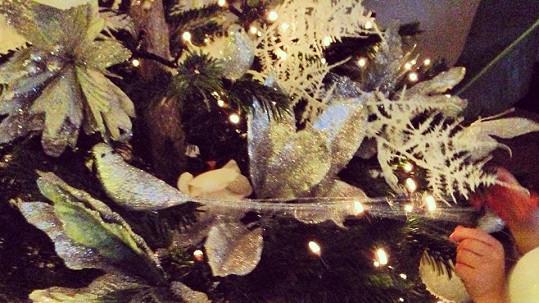 Vánoční stromek Simony Krainové