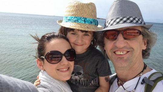 Soužití s Ivanem Blayerem přineslo Libušce Vojtkové konečně šťastný rodinný život.