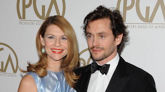 Claire Danes s manželem