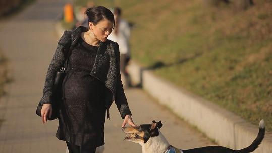 Jana Stryková je od včerejška maminkou.