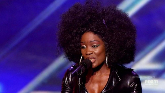 Lillie McCloud postoupila do finále známé show.