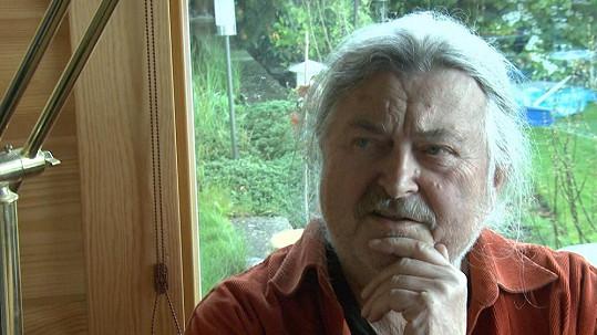 František Ringo Čech drží dietu.