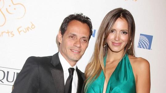 Marc Anthony a půvabná Shannon už netvoří pár.
