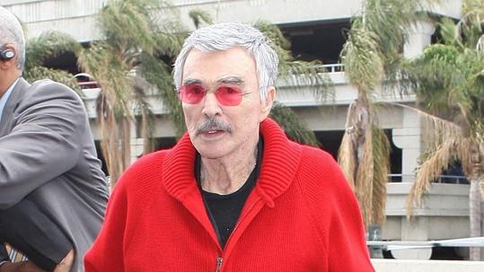 Slavnému herci táhne na osmdesátku.