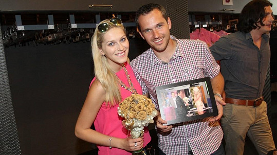 Zorka Kepková prodala kytici, s níž ji Míra Hejda žádal o ruku.