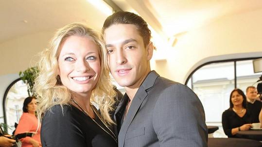 S partnerem Michalem Hrdličkou se původně chtěli vzít do narození potomka.