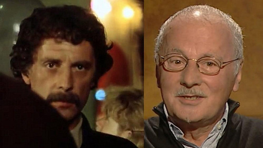Herec z Návštěvníků v roce 1983 a dnes