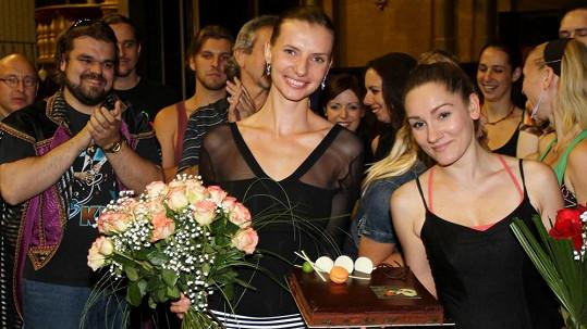 Monika Sommerová a Andrea Gabrišová slavily narozeniny.