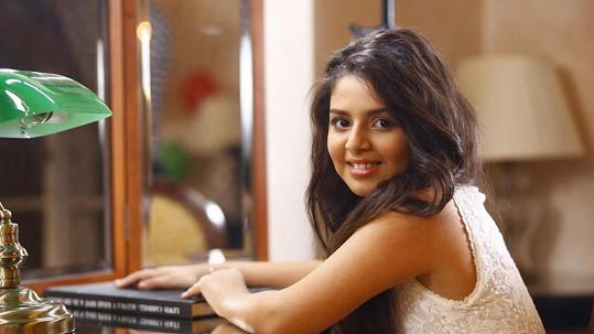 Dianka Kalashová je hvězdou u nás i ve své domovině Arménii.