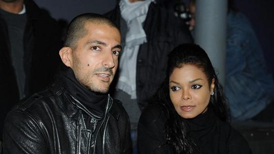 Janet Jackson a Wissam Al Mana jsou prý už několik měsíců manželé.