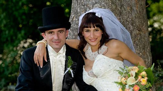Beatrice na svatbě