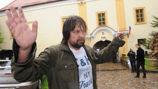 Jiří Pomeje chce žalovat Josefa Rychtáře.
