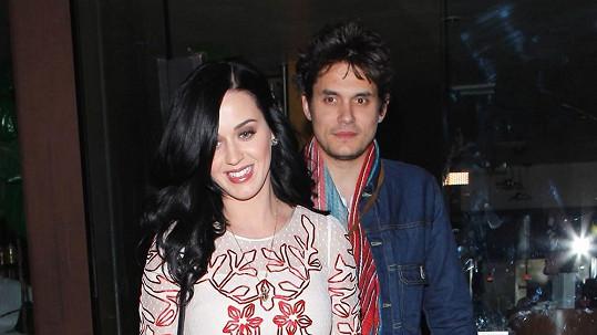 Katy Perry to s Johnem Mayerem nevyšlo.