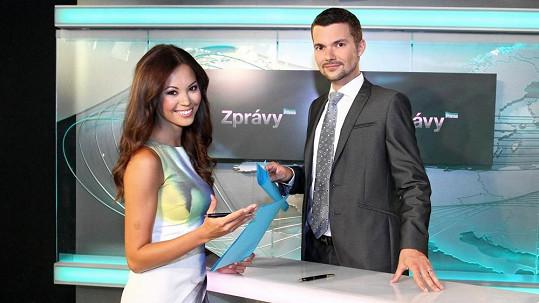 Monika Leová s Tomášem Drahoňovským už vysílat nebude.