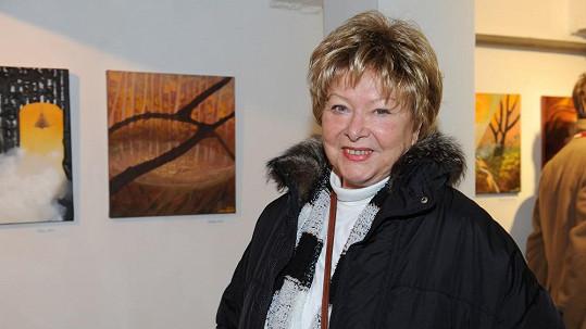 Alena Vránová přišla o jedinou dceru.