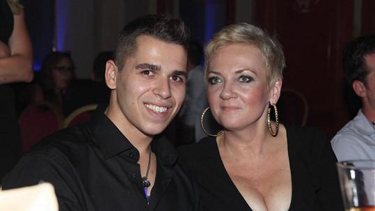 Kateřina Hamrová a Pavel Januška