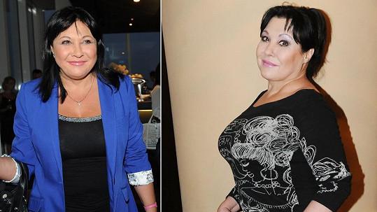 Dagmar Patrasová před dietou a nyní. Vypadá skvěle!