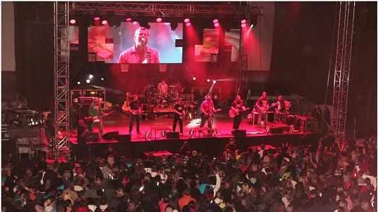 Kapela Divokej Bill zahájila své tour v Jihlavě.