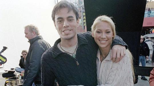 Anna Kurnikovová a Enrique Iglesias vstoupí do svazku manželského.