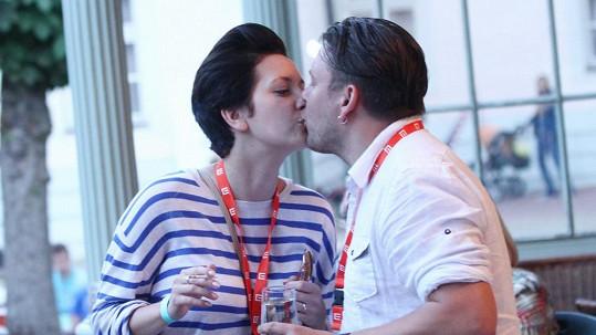 Matěj Ruppert a jeho přítelkyně Tereza jsou zasnoubeni.