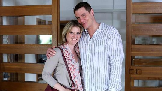 Ondřej Veselý a Dana Verzichová spolu žili osm let.