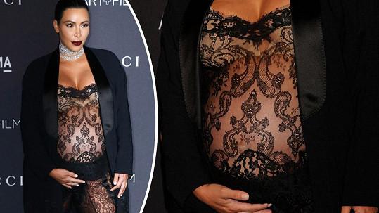 Kim Kardashian je ztělesněním nevkusu.