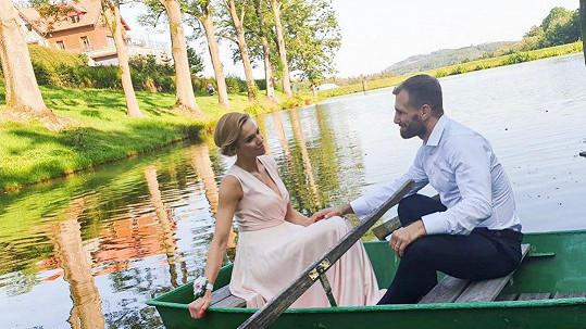 Hana Reinders Mašlíková se vdávala před třemi lety.