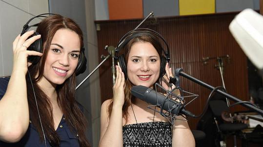 Karolina Gudasová a Ivana Korolová si zahrají v novém muzikálu.
